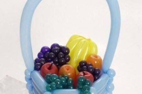 Balloon fruity basket from clumsy Entertainment