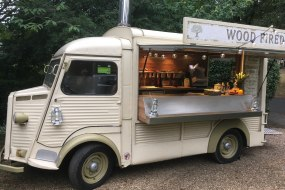 Our converted Citroen H Van