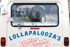 Lollapalooza Sundae Service