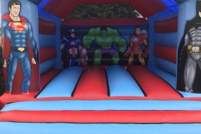Bounce-On Bouncy Castle Rental