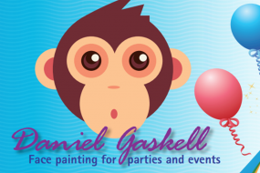 Daniel Gaskell Face Painitng Logo