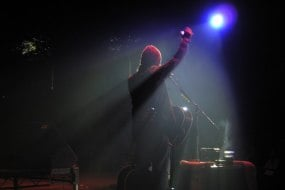 Badly Drawn Boy Concert Sound Production