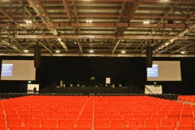 ExCel Centre Conference Sound Production