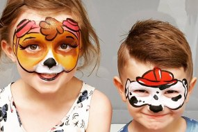 Paw Patrol. Face Painting, Impeccable Parties. Coventry. Warwickshire