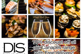 Dine in Style Caterers festive offer