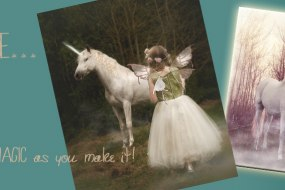 Unicorn Magic, Adventure & Photography