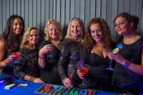 Ladies enjoying a game of Black Jack