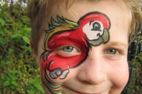 Face Painting by All Made Up