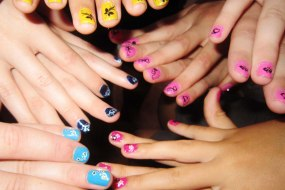 Nail Art by All Made Up
