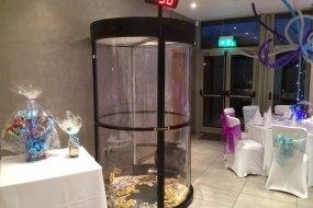 Grab a grand - cash grabber machine