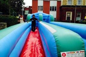 Inflatable Fun - Bungee Run