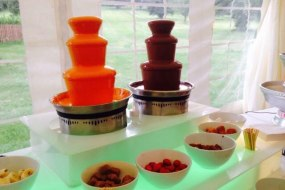 Chocolate Fountain Magic