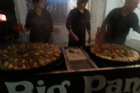 Big pan paella