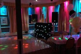 Elite Discos professional light show.