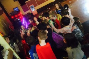 Superhero Party, children's party, disco and games, entertainer