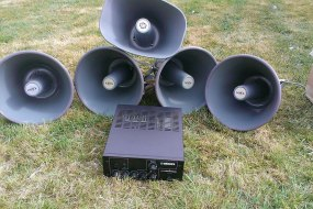 Adastra 12v Outdoor Announcement System