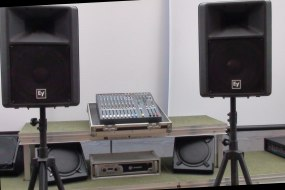 Electrovoice SX 300 With Stands