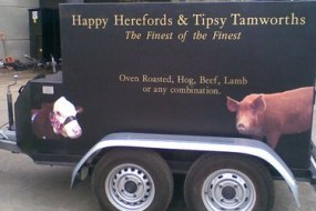 Happy Herefords