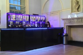 Devoted Deluxe Led Mirrored Bar