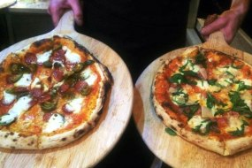 Top That Wood Fired Pizza North West, Lancashire