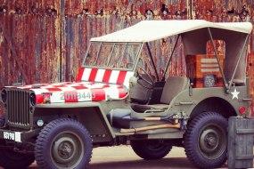 Jeep Jump Jive Vintage Cars!