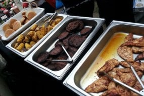 Grill Master BBQ Catering Service