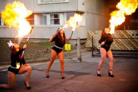 Fire Entertainers
