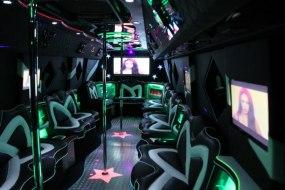 Club Cruizer Party Coach - 25 passengers
