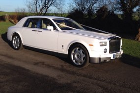 Rolls Royce Phantom - 3 passengers