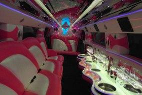 Pink Minx Hummer H3 - 8 passengers