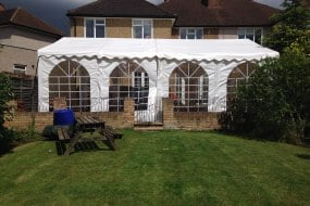 6x8 Meter Marquee Hire