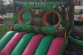 Jungle Fun Run Assault Course