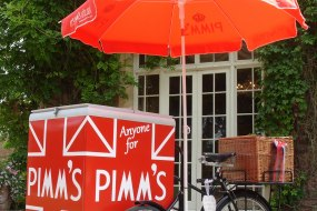 Cafe Bon Bon Pimms Tricycle