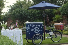 Cafe Bon Bon Ice Cream & Pimm's Tricycles