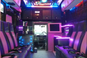 The Pink Party Bus
