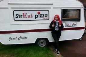 strEat pizza caravan