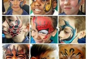 face painter berkshire