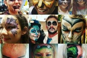 halloween face painting  newbury