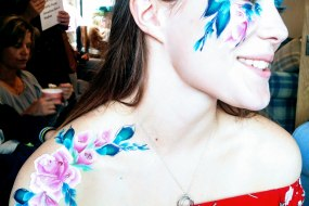 Face and Body painting by sunny-faces berkshire