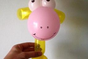 Giraffe Balloon