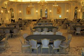 Corporate  and Charity Poker tournaments