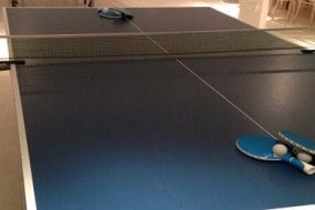 Table Tennis tables for parties and events