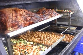 Shropshire Powys Hog Roast , wedding caterer
