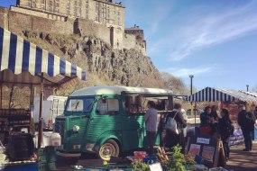 Sully's at Edinburgh Farmers Market