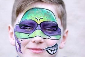 Face painting, party, birthday