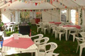Basic 12mx6m marquee , Shropshire Hog roasts