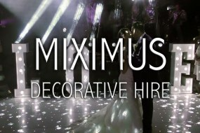 Miximus Event Decor & Dancefloors