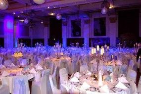 winter wonderland themed corporate event