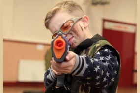 Xtreme Nerf Combat Parties And Events