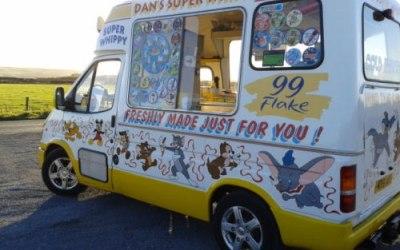 Giorgios Super Whippy ice cream vans
